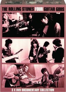THE ROLLING STONES: Four Guitar Gods