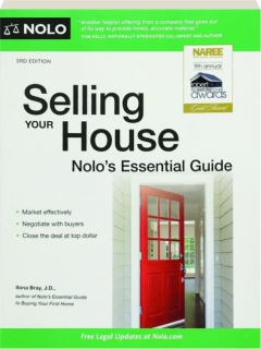 SELLING YOUR HOUSE, 3RD EDITION