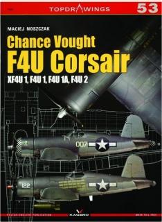 CHANCE VOUGHT F4U CORSAIR: TopDrawings 53