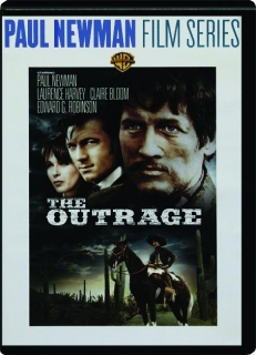 THE OUTRAGE: Paul Newman Film Series