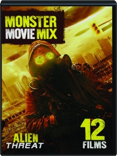 ALIEN THREAT / DEADLY ATTACK: Monster Movie Mix