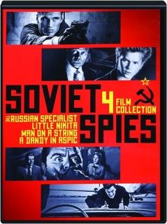 SOVIET SPIES: 4 Film Collection