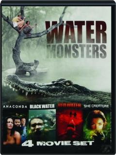 WATER MONSTERS: 4 Movie Set