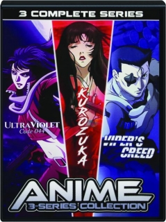 ANIME 3-SERIES COLLECTION