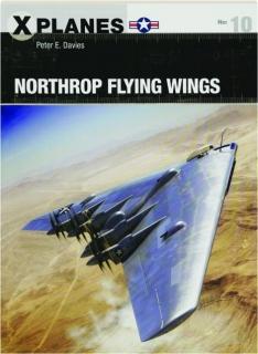 NORTHROP FLYING WINGS: X-Planes 10