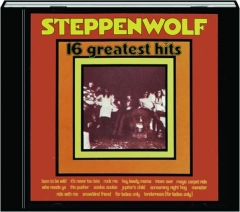 STEPPENWOLF: 16 Greatest Hits