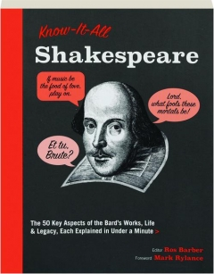 KNOW-IT-ALL SHAKESPEARE