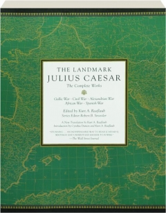 THE LANDMARK JULIUS CAESAR: The Complete Works