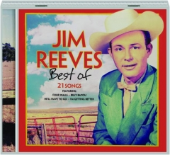 JIM REEVES: Best Of