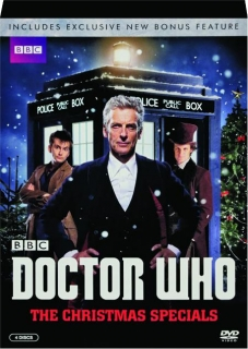 <I>DOCTOR WHO</I>--THE CHRISTMAS SPECIALS