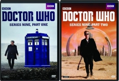 <I>DOCTOR WHO:</I> Series Nine, Parts One & Two