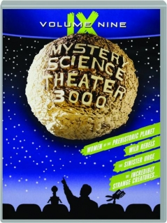 MYSTERY SCIENCE THEATER 3000, VOLUME NINE