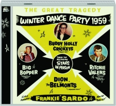 THE GREAT TRAGEDY: Winter Dance Party 1959