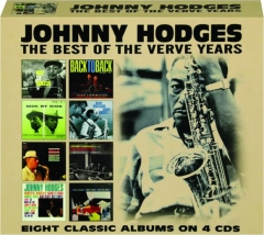 JOHNNY HODGES: The Best of the Verve Years