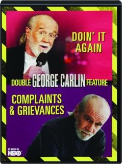 GEORGE CARLIN: Doin' It Again / Complaints & Grievances