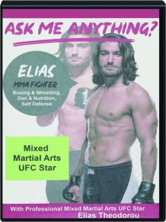 ASK ME ANYTHING? MMA Fighter