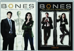 BONES: The Complete First & Second Seasons