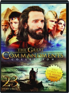 THE GREAT COMMANDMENTS COLLECTION: 23 Features