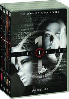 THE X-FILES: Seasons 1-4