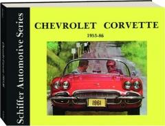 CHEVROLET CORVETTE 1953-86