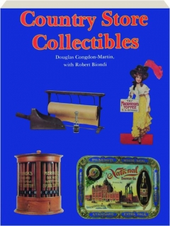 COUNTRY STORE COLLECTIBLES
