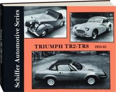 TRIUMPH TR2-TR8, 1953-81