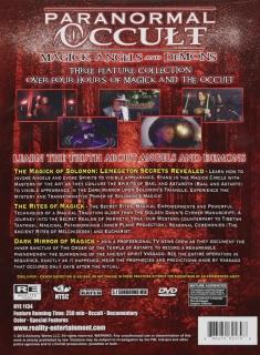 PARANORMAL OCCULT: Magick, Angels and Demons - HamiltonBook com
