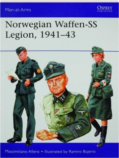 NORWEGIAN WAFFEN-SS LEGION, 1941-43: Men-at-Arms 524