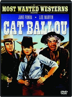 CAT BALLOU: The Most Wanted Westerns Collection