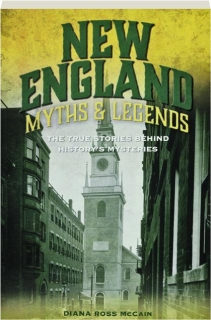 NEW ENGLAND MYTHS & LEGENDS