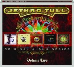 JETHRO TULL, VOLUME TWO: Original Album Series