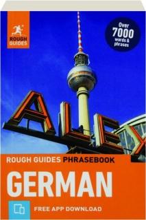 GERMAN: Rough Guides Phrasebook