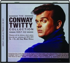 THE CONWAY TWITTY COLLECTION 1957-62