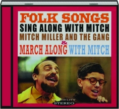 MITCH MILLER: Folk Songs / March Along