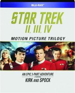STAR TREK MOTION PICTURE TRILOGY