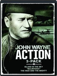 JOHN WAYNE ACTION 3-PACK