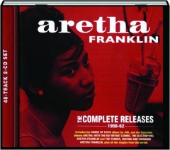 ARETHA FRANKLIN: The Complete Releases 1956-62
