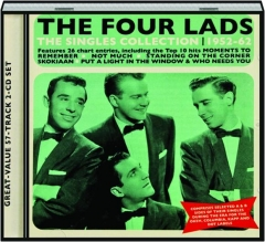 THE FOUR LADS: The Singles Collection, 1952-62