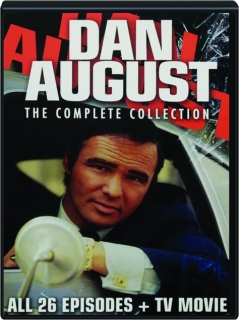DAN AUGUST: The Complete Collection