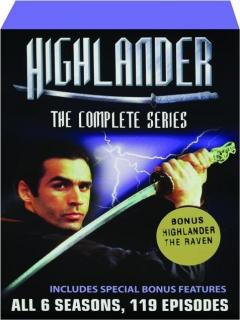 HIGHLANDER: The Complete Series
