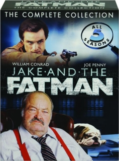 JAKE AND THE FATMAN: The Complete Collection
