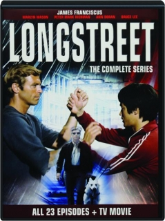 LONGSTREET: The Complete Series