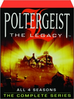 POLTERGEIST--THE LEGACY: The Complete Series