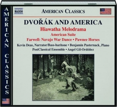 DVORAK AND AMERICA