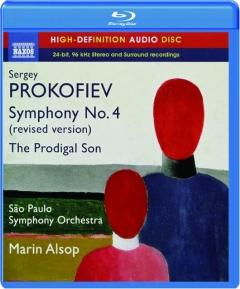 PROKOFIEV: Symphony No. 4--The Prodigal Son