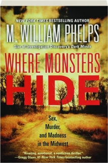 WHERE MONSTERS HIDE