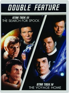 STAR TREK III & IV