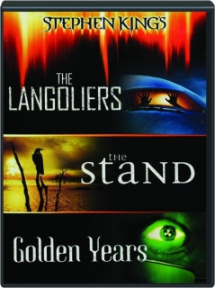 THE LANGOLIERS / THE STAND / GOLDEN YEARS