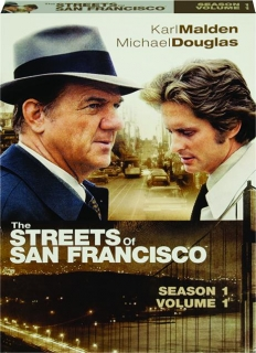 THE STREETS OF SAN FRANCISCO, VOLUME 1: Season 1