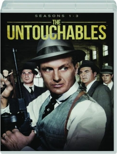 THE UNTOUCHABLES: Seasons 1-3